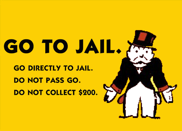 Can I Go To Jail For Not Paying Car Loan