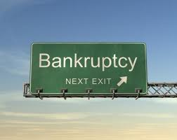 Post image for Preparing For Bankruptcy