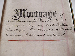 Massachusetts Mortgage and Bankruptcy