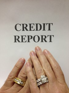 Credit Report Rings