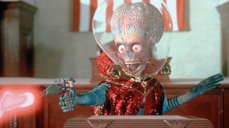 Mars Attacks Congress