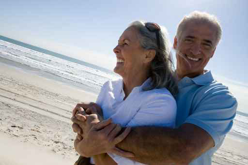 Reverse mortgage Happy Couple
